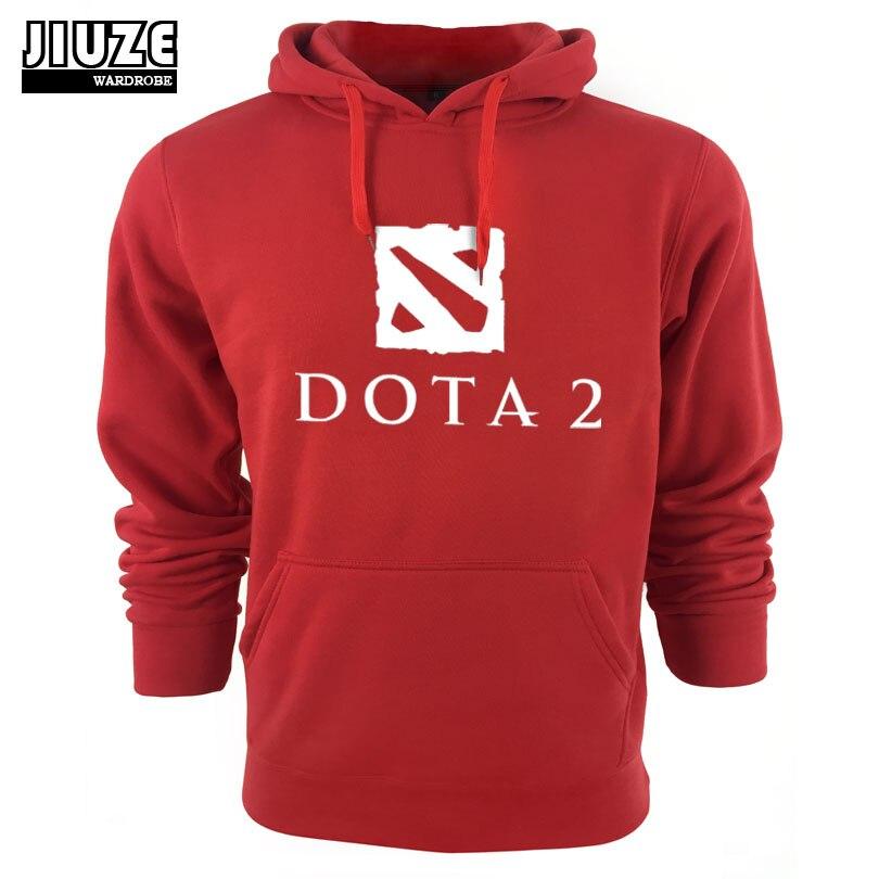 Hot 2017 Spring&Autumn Men's Game Dota 2 men hoodies ,Casual Sweatshirts men,free shipping