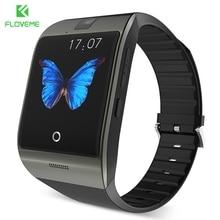 FLOVEME Luxury Smart Watch Bluetooth Android Phone Watch Pedometer Sleep Monitor Fashion Sports Health Tracker Smart Wristwatch