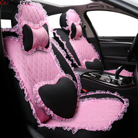Car Believe car seat cover For audi a3 8p 8l sportback A4 A6 A5 Q3 Q5 Q7 accessories covers for vehicle seat protector
