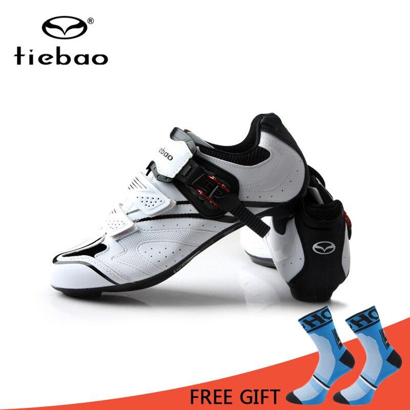 Sport & Unterhaltung Freundschaftlich Tiebao Radfahren Schuhe Männer Rennrad Sportlich Racing Schuhe Atmungsaktive Self-locking Fahrrad Schuhe Turnschuhe Zapatillas Ciclismo Quell Sommer Durst Turnschuhe