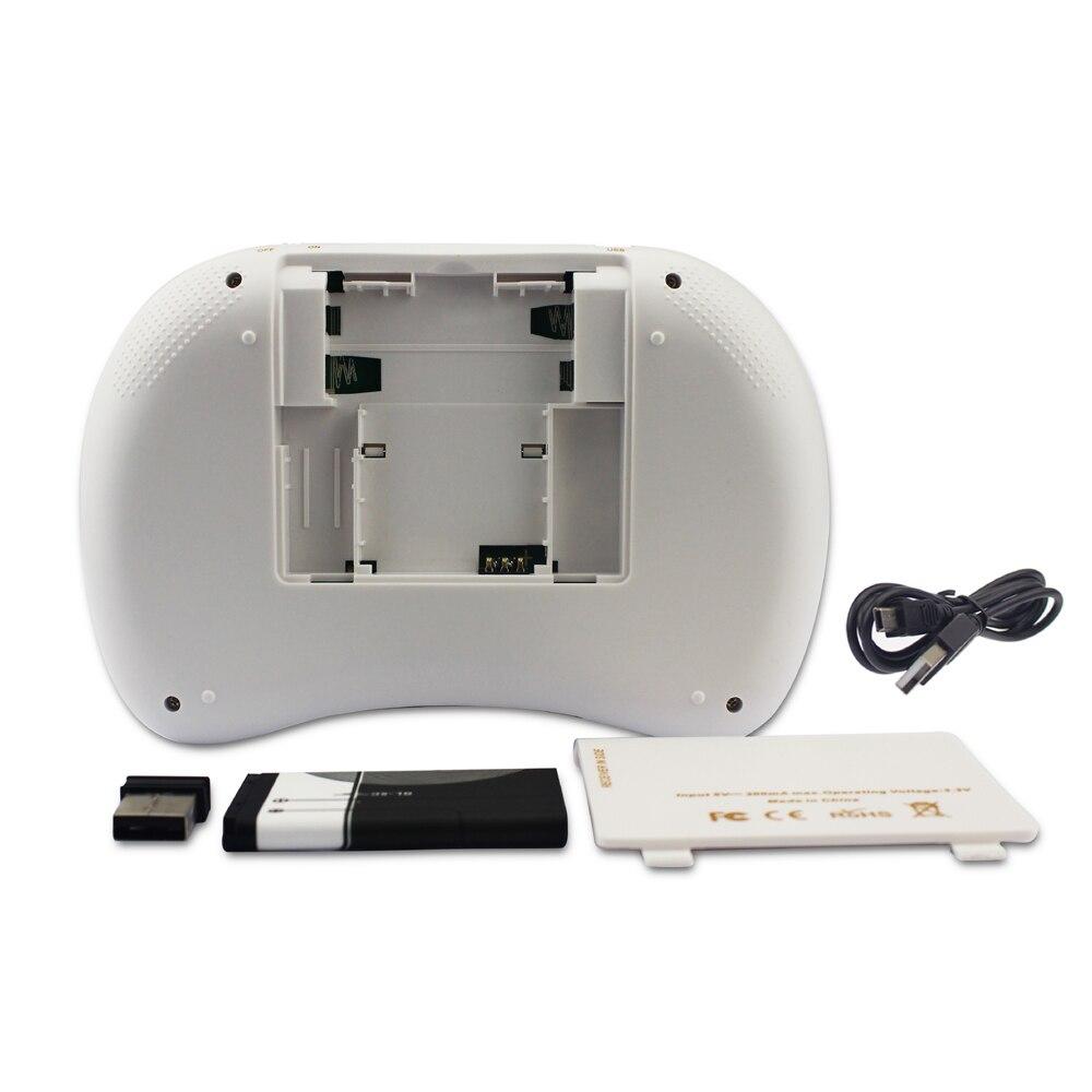 Araabia keel Layout-klaviatuur 2.4G i8 + traadita mini-klaviatuur - Arvuti välisseadmed - Foto 6
