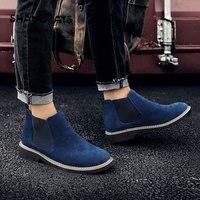 Повседневная обувь для мужчин 2018 Зимние Модные мужские высокие кроссовки дышащие мужские вулканизированные туфли маленькие размеры 38 45 об...
