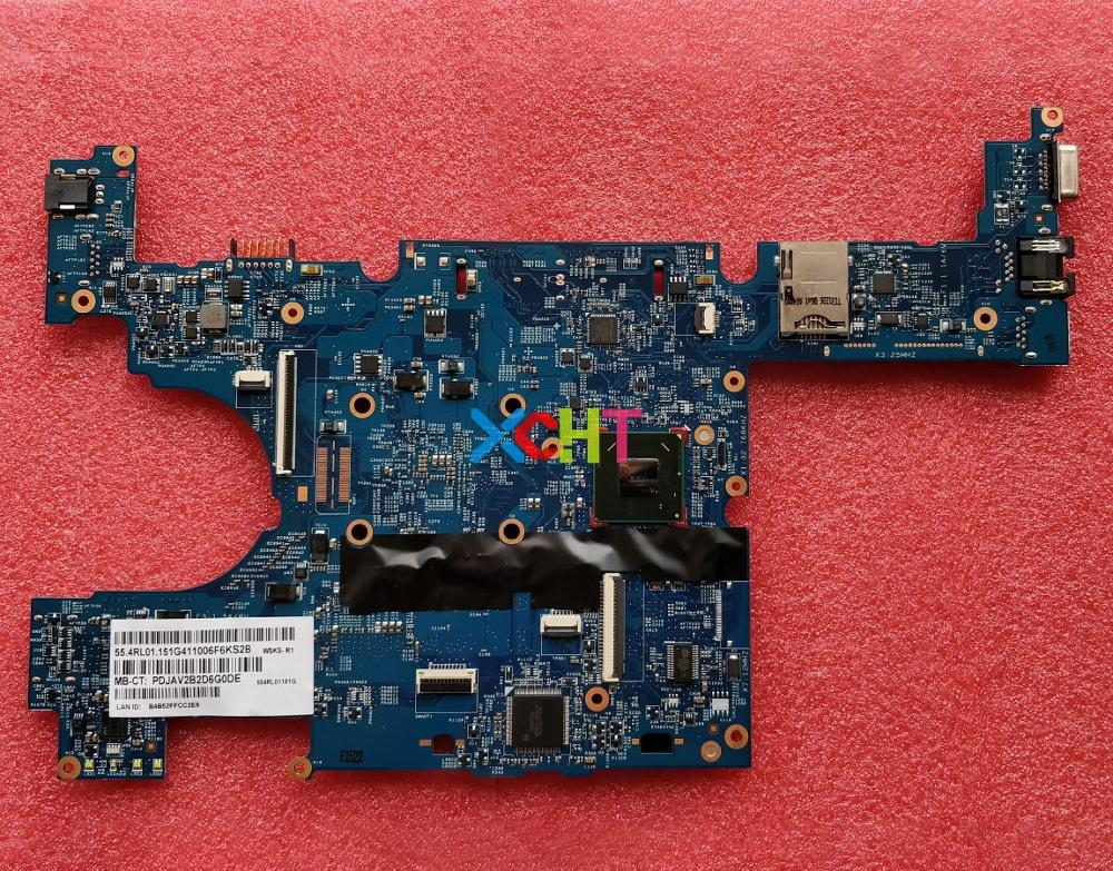 Image 2 - for HP EliteBook 2170p 714519 001 714519 501 714519 601 i5 3437U SLJ8A 11244 2 48.4RL01.021 Laptop Motherboard Mainboard Tested-in Laptop Motherboard from Computer & Office