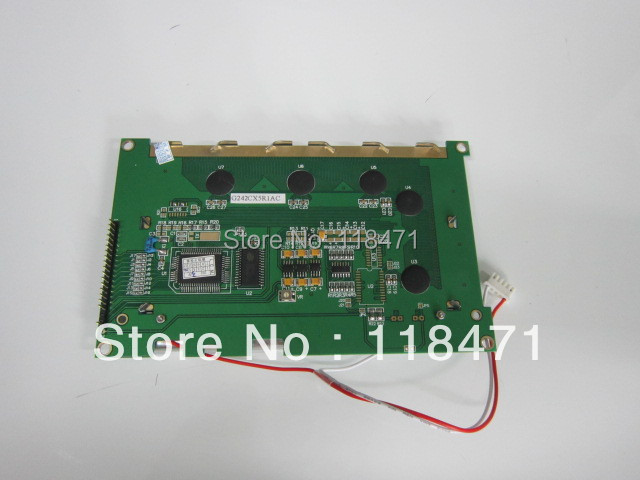 Panneau LCD SII 5.7 pouces G242CX5R1AC Original A + GradePanneau LCD SII 5.7 pouces G242CX5R1AC Original A + Grade