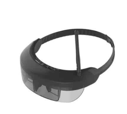 Vision-730S FPV очки 3D видео очки с 5,8G 40CH 98 дюймов дисплей частный виртуальный кинотеатр для FPV квадрокоптера