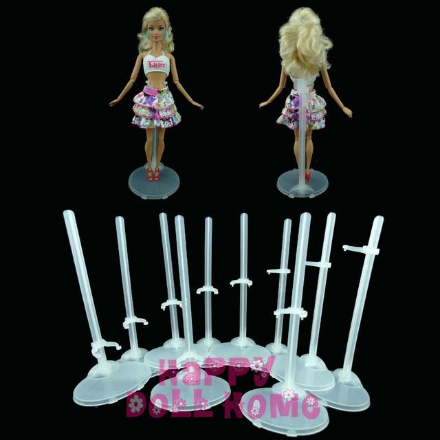Free shipping  Doll Stand Display Holder For Barbie Dolls  furniture Prop Up Mannequin Model Display Holder