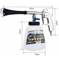 Deep Cleaning Gun Brush Washer Foam Care Tool Kit Cleaner Tools Brush Washer Foam Care Tool High Pressure Auto Car Air Pulse