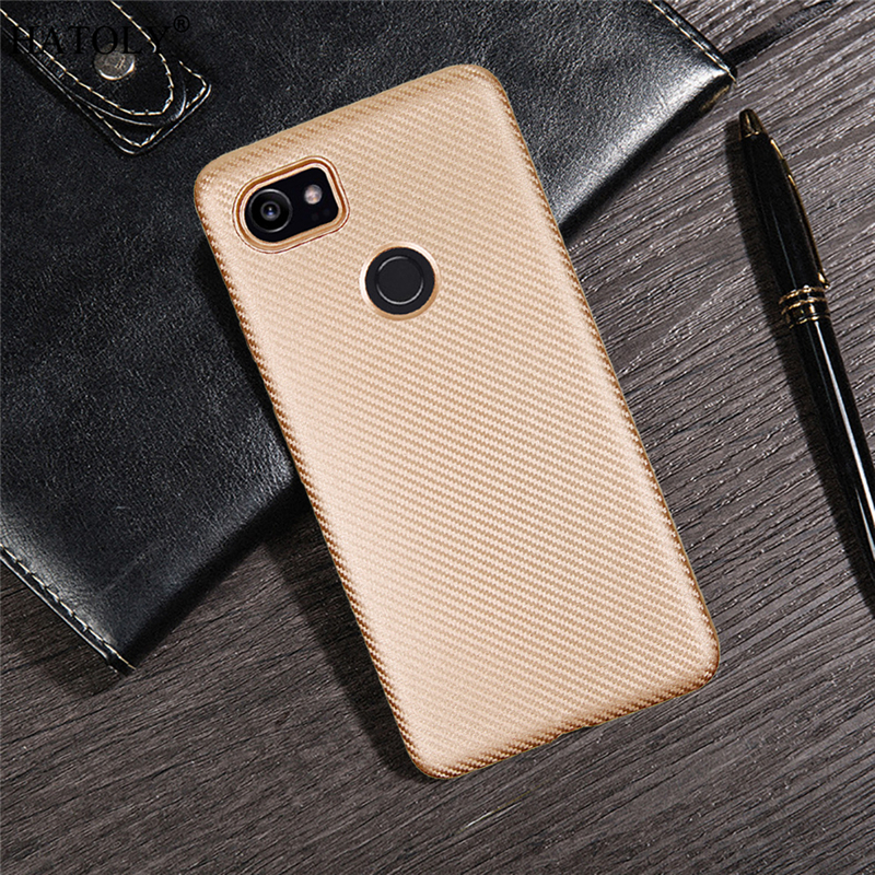 Cover Google Pixel 2 XL Case For Google Pixel 2 XL Soft Rubber Silicone Armor Phone Shell Phone Case For Google Pixel2 XL