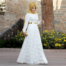 Buy long evening dresses for hijab and get free shipping on ... e83cd58c02c9