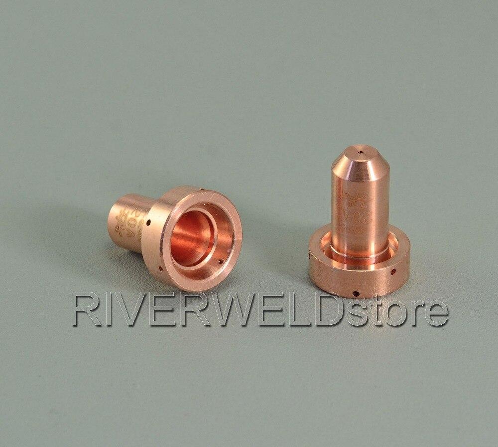 9-8205 Plasma Drag Tip Cutting 20Amp Fit Thermal Dynamics SL60 /& SL100 Plasma Torch 5PK