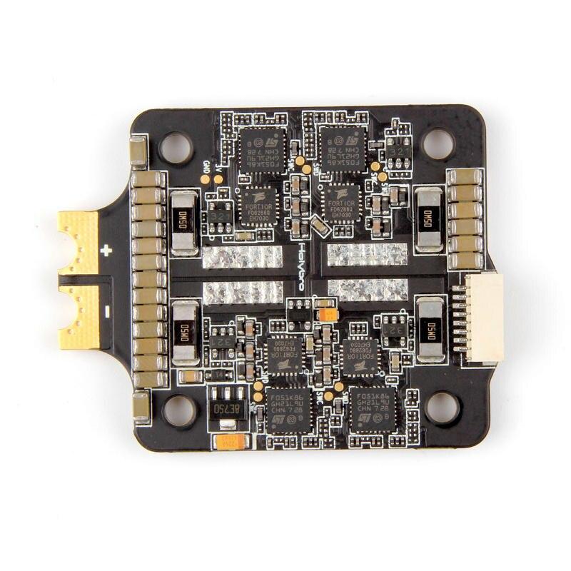 Holybro Tekko32 35A 3-6S Blheli 32 4 en 1 sans balai ESC support télémétrie pour FPV Racing 30.5x30.5mm