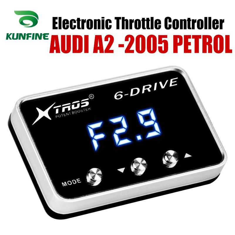 Car Electronic Throttle Controller Racing Accelerator Potent Booster For AUDI A2 2005 Forwards PETROL Tuning Parts Accessory Car Electronic Throttle Controller Racing Accelerator Potent Booster For AUDI A2 2005 Forwards PETROL Tuning Parts Accessory