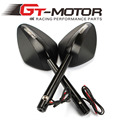GT Motor - Universal Rear Side View CNC Mirror