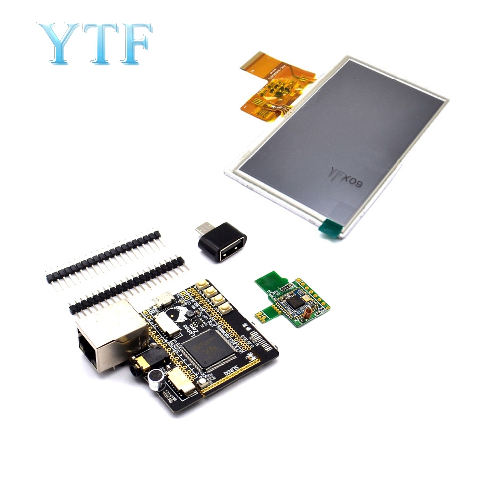 Micro USB Lichee Pi Zero Allwinner V3S ARM Cortex-A7 Core CPU Linux Development Board 512Mbit DDR2 Integrated RGB LCD DIY Kits