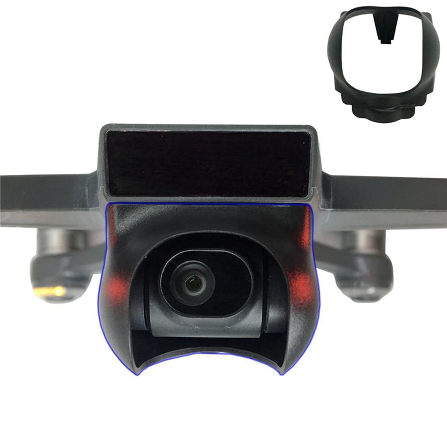 For DJI Spark Gimbal Sun Hood Cover Shield Camera Lens Guard Cover Anti-Glare Sunshade Black Gray Super Light