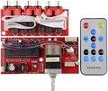 Пульт дистанционного управления потенциометра ALPS двигателя Предусилитель Электронный регулятор громкости доска С мини-пульта дистанционного управления