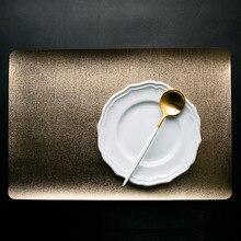 Коврик для посуды Роскошный блеск Настольный коврик теплоизоляция Нескользящие пластиковые салфетки дисковые колодки Чаша Coaster моющийся Мат Pad