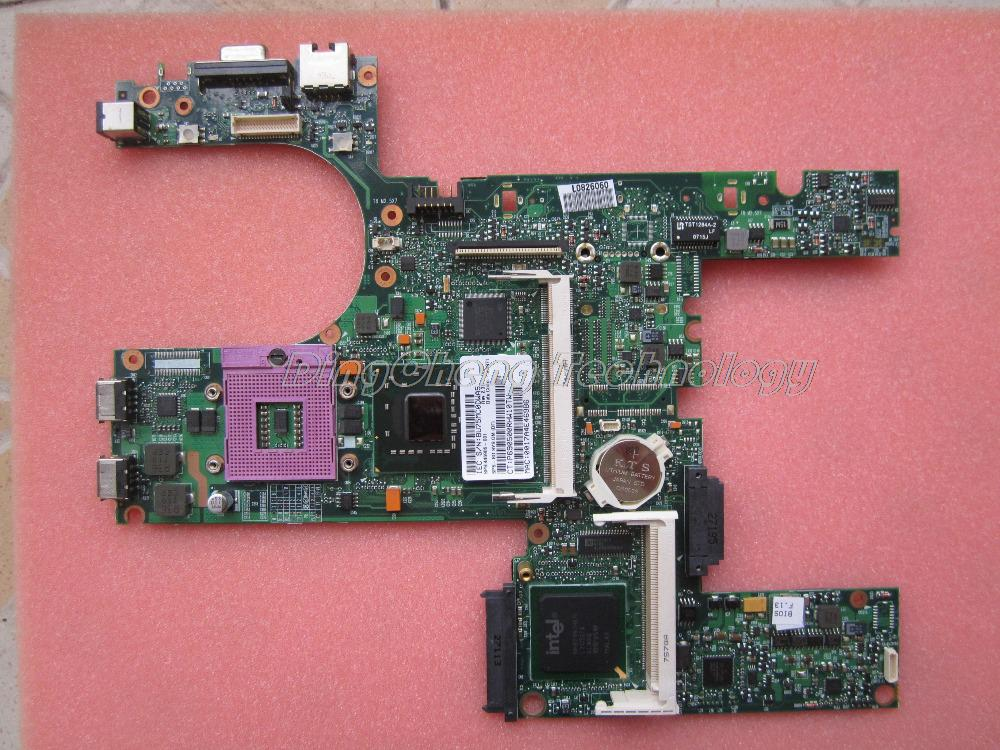 SHELI laptop Motherboard For hp 6510S 6710S 6510B 6530B 446906-001 for intel cpu with integrated graphics card
