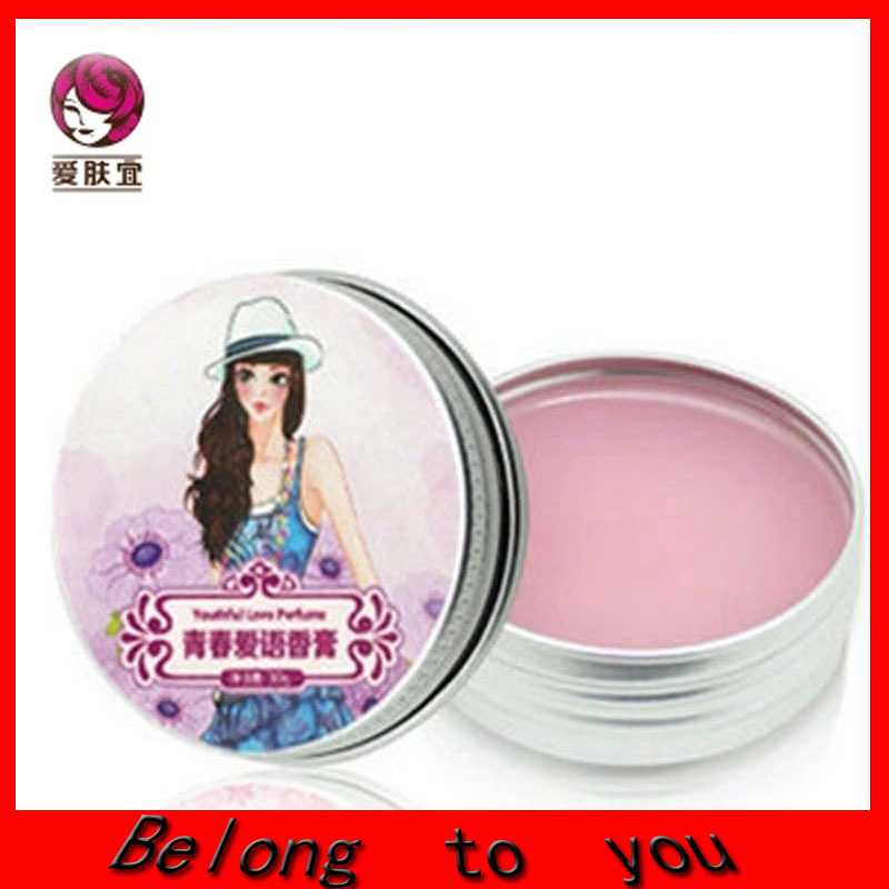 2017 HOT sale AFY youth love language ointment Ms solid perfume lipstick brand high quality lasting fragrant Snail Cream