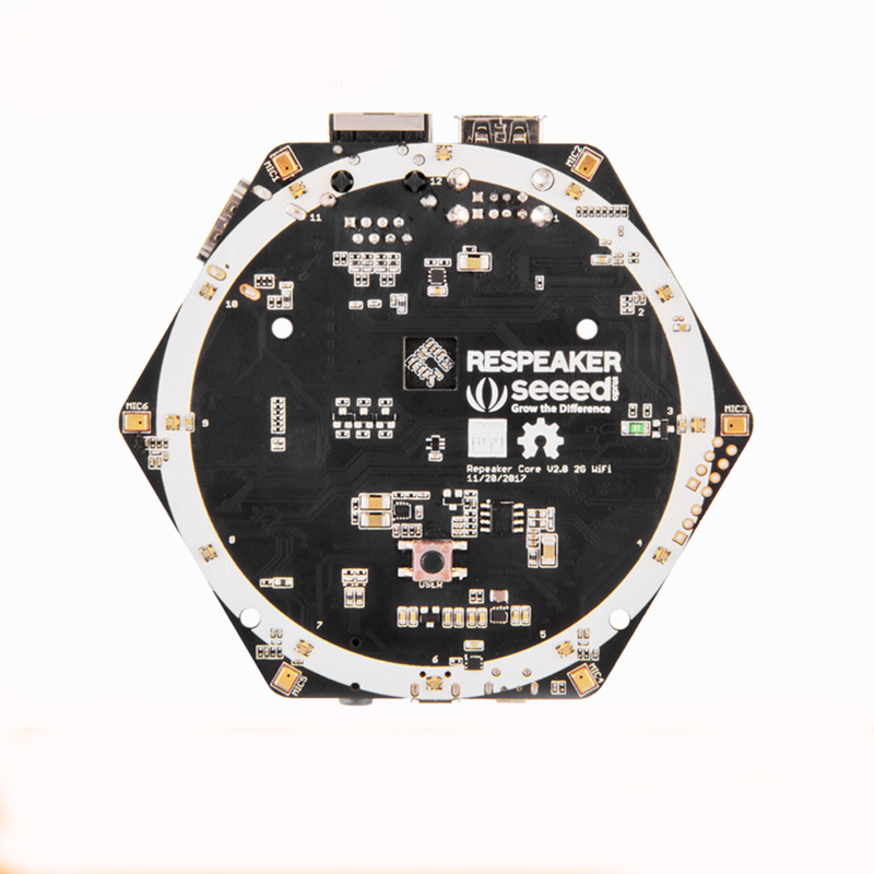 Respeaker Core AI Intelligent Speech Recognition Development Board IOT IoT Solution RK3229 Chip