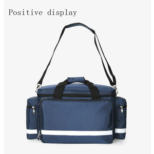 Image 5 - Açık ilk yardım çantası açık spor kırmızı naylon su geçirmez çapraz askılı çanta aile seyahat acil çantası DJJB020