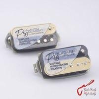 1 Set Original Genuine Epi Traditional PRO Electric Guitar Alnico Humbucker Pickup For Epi Guitar Zebra