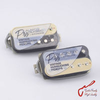 1 Set Original Genuine Epi Traditional PRO Electric Guitar Alnico Humbucker Pickup For Epi Guitar Zebra