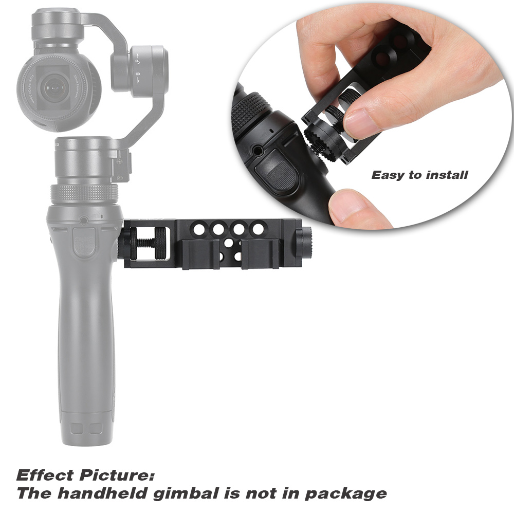 High Quality Universal Mount For DJI OSMO Pro Osmo mobile Handheld Gimbal Camera RC Parts