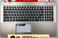 Nouvel ordinateur portable majuscules couverture de base clavier pour ASUS VM592U VM592UV or couleur