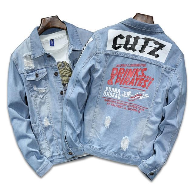 Ripped Cowboy Jackets 1