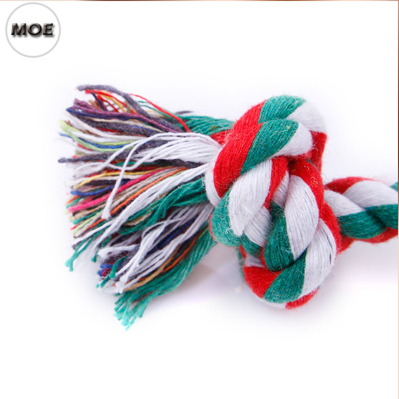 2016 Black Friday Big Sale Christmas Rope Fun Chew Toy For Dog Cat