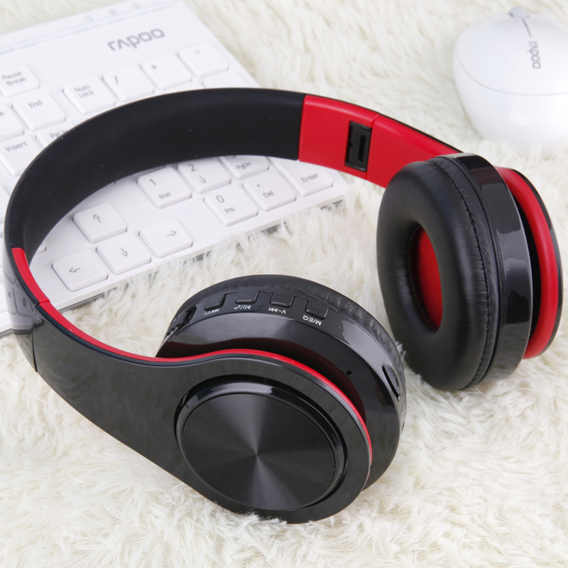 Tourya Headphones bluetooth headphone HIFI Stereo music headset Support SD card FM With mic for mobile xiaomi iphone sumsamg MP3 hot sports stereo bluetooth headset wireless headphone earphone with mic support tf card fm mp3 for iphone 5 for samsung galaxy