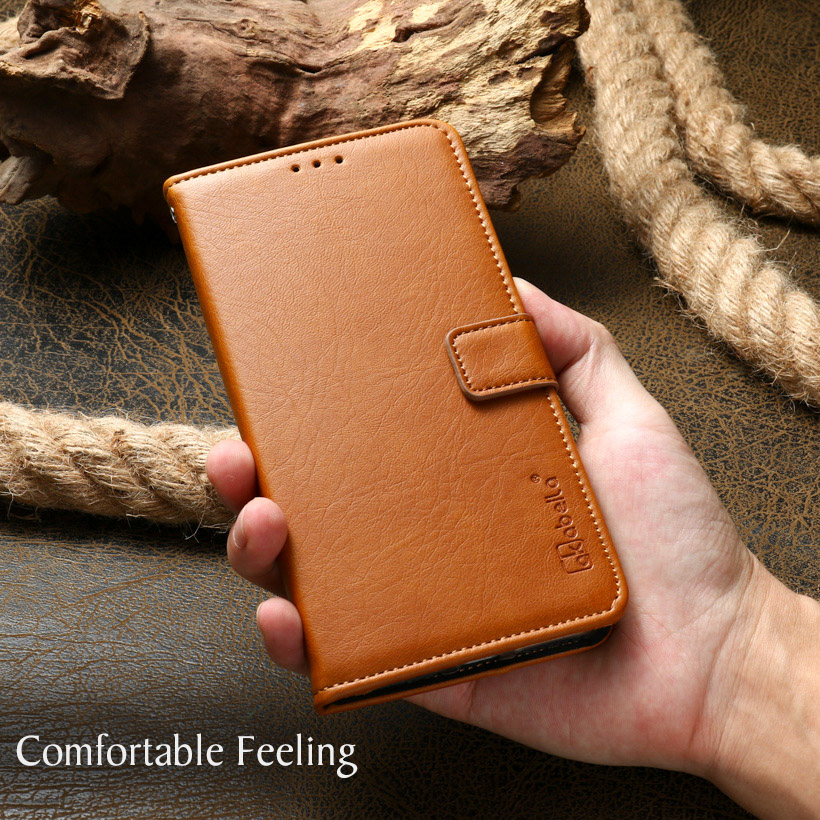 Flip Wallet Case For Sony Xperia 10 L3 XA3 PU Leather Phone Case For Sony Xperia 10 L3 XA3 Luxury Bag Case Cover Stand Holders in Flip Cases from Cellphones Telecommunications