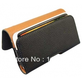 Leather Case Cover Pouch Holster with Belt Clip for  Galaxy Nexus I9250