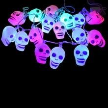 font b LED b font Skull font b Strip b font Light 2 5M 16Leds