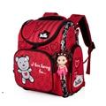 Высокое качество 3D детская школа сумка kid студенты Бесплатно кукла водонепроницаемый рюкзак прохладный путешествия мультфильм большой емкости сумка ребенок подарок
