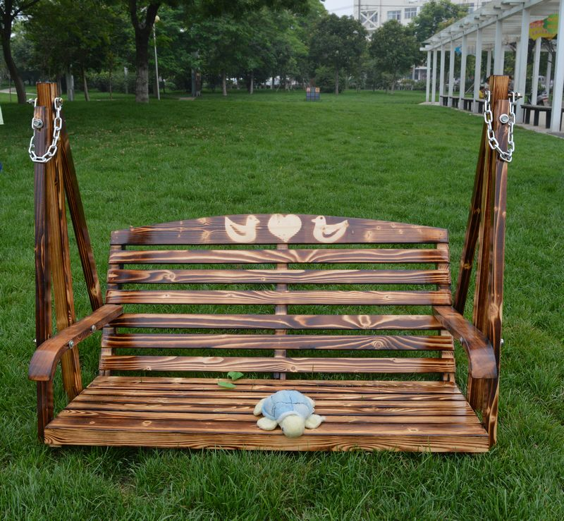 Lifts Cheap Wood Preservative Rocking Chair Swing Hanging
