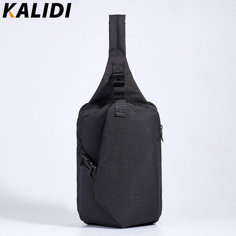 Kalidi Uni Chest Back Pack Waterproof Men S Single Shoulder Messenger Sling Bag Ipad Pro Air 2 Mini 3 4 Bags In Crossbody From Luggage