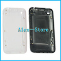 10pcs 3GS 32GB Housing White or Black Back Battery Door housing for Apple iPhone 3GS 32GB Rear Battery Door Housing Case