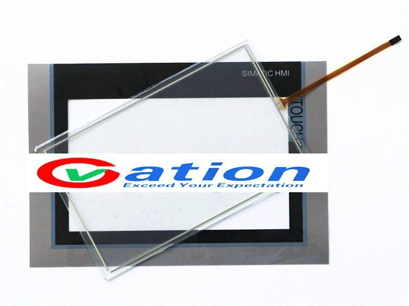 Touch Screen Digitizer for 6AV2124-0MC01-0AX0 6AV2 124-0MC01-0AX0 TP1200 COMFORT TOUCH 12 Touch Panel + Protective film 6av2124 1mc01 0ax0 6av2 124 1mc01 0ax0 kp1200 touch screen