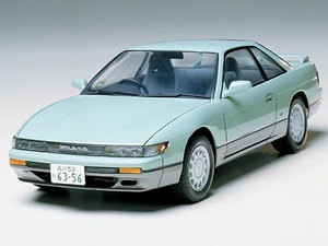 Image 2 - 1/24 車のモデルスケール組立車種日産 SILVIAKS 車モデル DIY タミヤ 24078