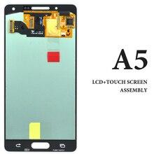 3 шт. для Samsung A5 2015 A500 A500F A500H ЖК-дисплей Экран 5 дюймов сине-белые золото Дисплей сборки смартфон ремонт и замена
