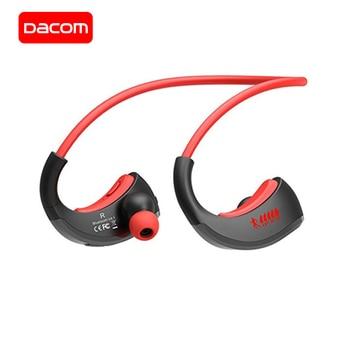 b406320fa57 Auriculares Bluetooth DACOM Armor Auriculares deportivos inalámbricos IPX5  auriculares impermeables para correr con ratones para iPhone Xiaomi Huawei