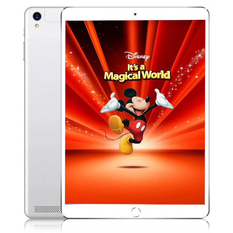 10.1 pouce officiel D'origine 4g LTE Téléphone Appel Google Android 8.0 MT6753 Octa 8 Core IPS Tablet WiFi 4 gb + 64 gb 32 gb tablet pc