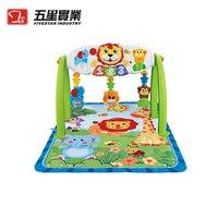 FS игрушки 1 компл. 35902 детские спортивные игрушки для одежда для малышей игрушки играть тренажерный зал дети играют коврик детский коврик Но