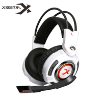 Gaming Earphone Headphones Xiberia K3 Virtual 7 1 Surround Sound Stereo Bass Game Headset With Mic