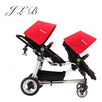 2020 Twins Stroller, Lying And Together, Safe Comfortable, Baby Carriage, Stroller