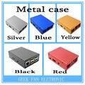 5 Colors Raspberry Pi 2 Metal Aluminum case - Ultrathin !! High Quality!! Good price!! for Raspberry Pi 2&B plus