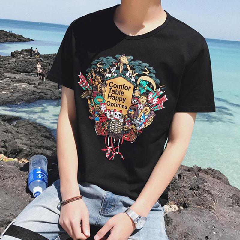 New 3D Cute Cat T-shirts Women Male Summer Tops Tees Print Animal T shirt Men o-neck short sleeve Fashion Tshirts Plus Size
