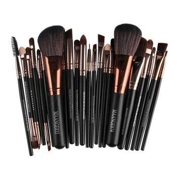 Professional Makeup Brushes Set for Eye Shadow Eyeliner Lipstick Foundation Powder and Eyelashes